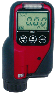 "Single Toxic Gas Monitor, Ammonia ""RIKEN KEIKI"" Model SC-01"